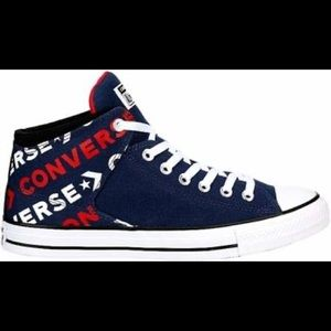 Converse All Star High St Navy Red White 166364F